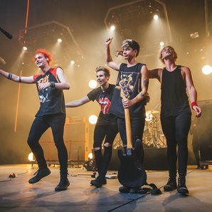 5SOS iTunes Festival 2014