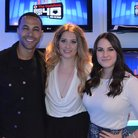 Marvin & Kat with Ella Henderson