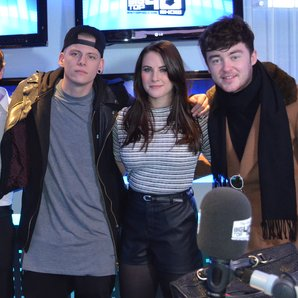 Rixton Big Top 40 Kat Shoob Greg Burns