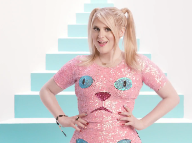Legs Are Moving Meghan Trainors Lips Are Moving Parody ...