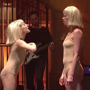 Sia Saturday Night Live