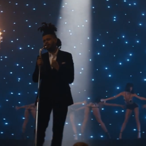 The Weeknd Earned It