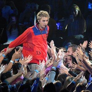 Justin Bieber iHeart Radio Music Awards 2016 2