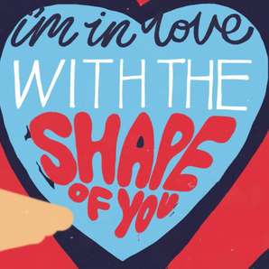 Shape Of You Ed Sheeran lyrics video