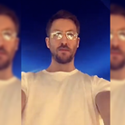 Calvin Harris on Snapchat
