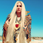 Kesha - Praying music video